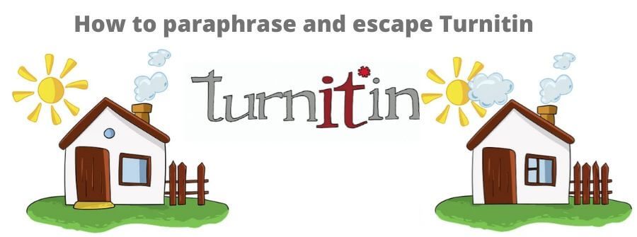 Doe Turnitin Detect Paraphrasing How To Paraphrase Safely Will